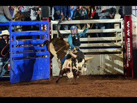 James Lee Brown Waco Texas Pbr Youtube