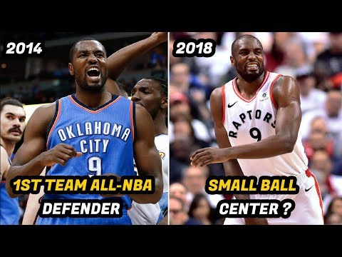 The Rise, Fall and Revival of Serge Ibaka's NBA Career