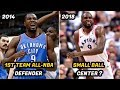 The Rise, Fall and Revival of Serge Ibaka's NBA Career