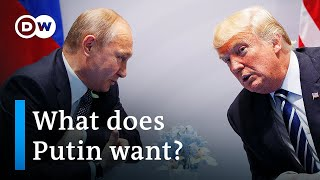 Putin's power plays: What is he aiming for? | To the Point
