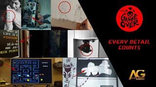 Hidden Details in Game Over | Freeze Frame | Avant Grande
