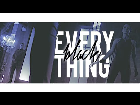 everything black ► multifandom