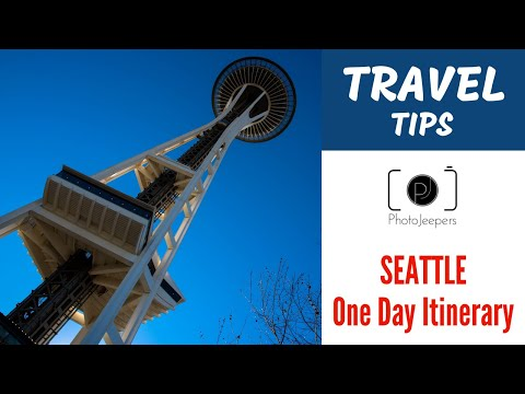 Seattle One Day Itinerary