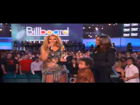 Beyonce Acceptance Speech at 2011 Music Billboard Awards
