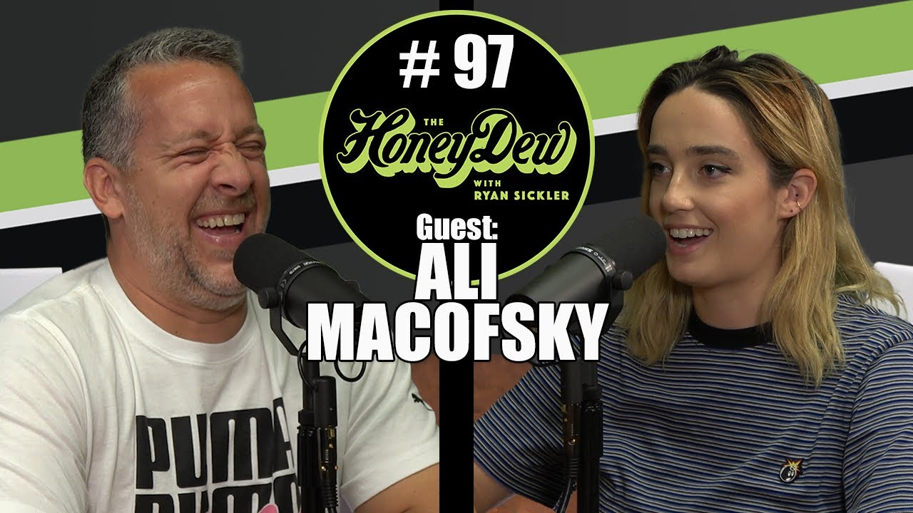 HoneyDew Podcast #97 | Ali Macofsky