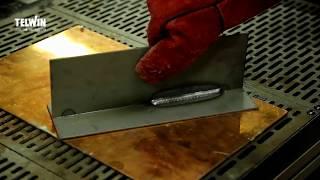 POSTE A SOUDER MIG PORTABLE 180A 220V vidéo