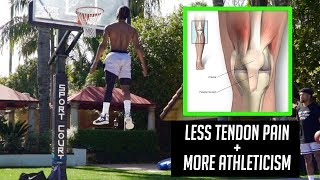 How to Train the Tendons to Avoid Jumpers Knee and Improve Vertical Jump