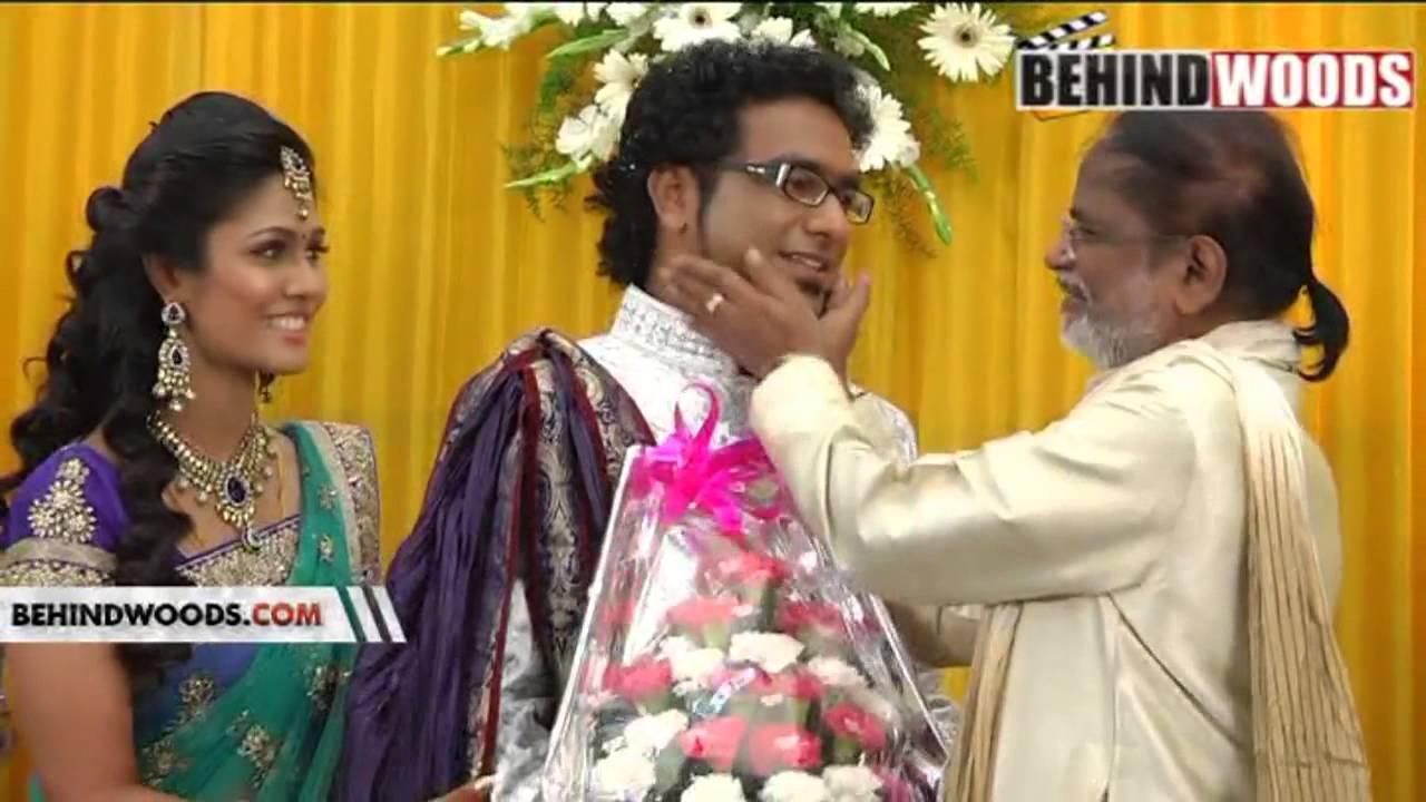 HARICHARAN WEDDING RECEPTION PART 1
