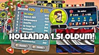 Hollanda 1.si OLDUM! -Online Kafa Topu