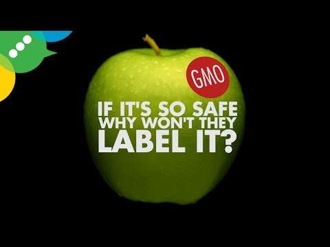 NO MORE SECRETS: GMO Gets A Label