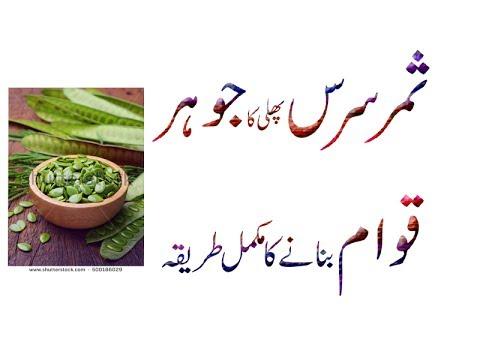 Siris (Albizia Lebbeck) Phali Ka Johar Qwaam Bnane Mokammal Treeka Urdu  Hindi Punjabi