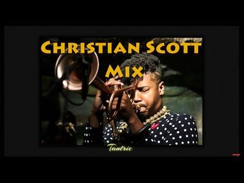 Christian Scott - Mix - jazz, indie rock