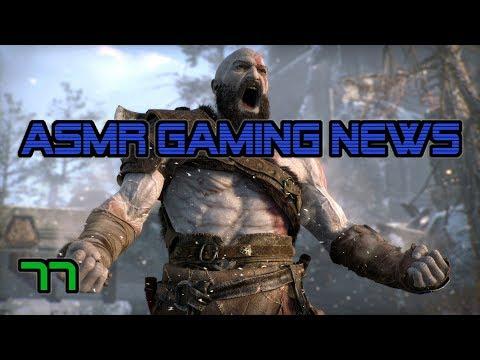ASMR Gaming News (77) God of War, Fortnite Nintendo Switch, Overwatch, Death Stranding + More!