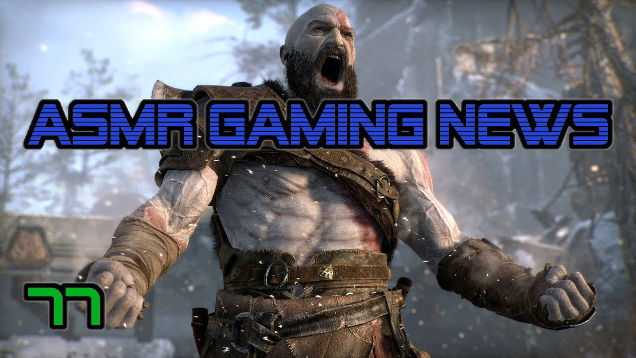 ASMR Gaming News (77) God of War, Fortnite Nintendo Switch, Overwatch, Death Stranding + More!