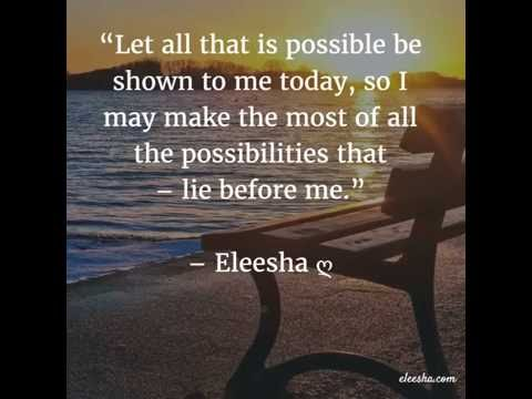Endless Possibilities - Daily Inspiration, Quotes, Affirmations, Sayings for the Soul