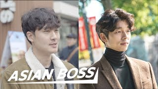 What Does The Ideal Korean Guy Look Like? [Street Interview] | ASIAN BOSS