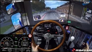 euro truck simulator 2/ new save game / career day