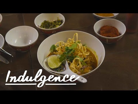 Making Spicy Thai Noodles with Chef Leah Cohen | Let's Get Fat
