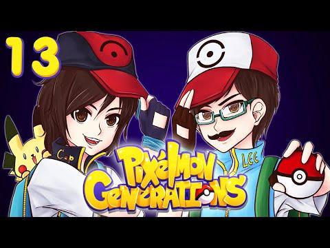 Pixelmon Duo Adventure - ตอนที่ 13 : หนี! หนี!