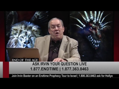 The Plan is Ready | Irvin Baxter | End of the Age LIVE STREAM
