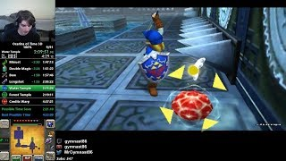 Ocarina of Time 3D 100% Speedrun in 4:27:30