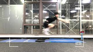 의정부흑형 제자리멀리뛰기 320cm Feat.(날아버리…