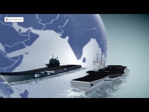 Polit Russia - Storm Nuclear Aircraft Carrier Simulation [1080p]