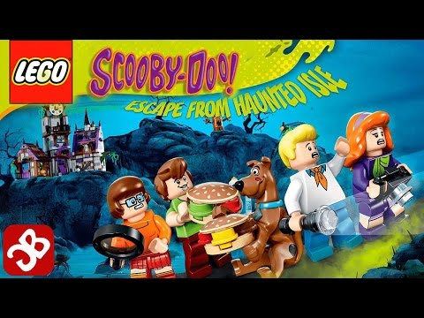 LEGO Scooby-Doo Haunted Isle (By The LEGO Group) iOS / Android - Gameplay vIdeo
