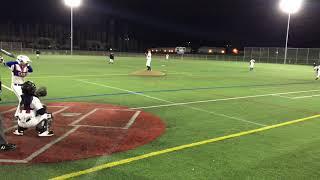 10U Phenom Boston Allard hits the right center Gap for an inside the park HR Cypress Gator Baseball
