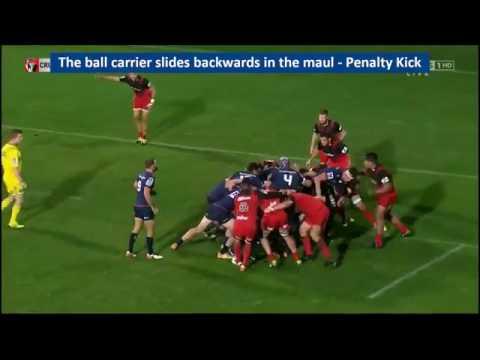 World Rugby – Vidéo sur le Maul