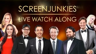 ScreenJunkies LIVE Awards Show Watch Along (2017)!