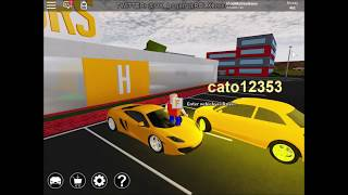 Roblox Full Throttle | Buying The Mclaren MP4!
