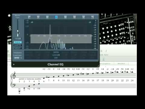 VIDEO LESSON 01 - THE HARMONIC SERIES & EQUALISATION (E.Q.) (Architectures of Music)