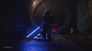 Star Wars Jedi: Fallen Order - Bracca: Target Lock, Switch, Block & Parry Stormtrooper Tutorial 2019