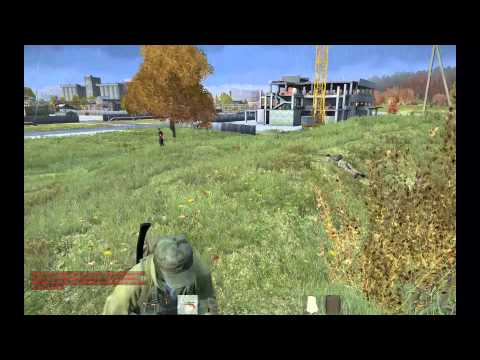 DayZ - Forcefeeding Human Flesh