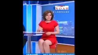 Penyiar seksi - Karlina Dewi 2015 03 30