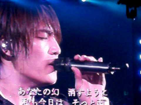 Rainy blue 6/13 @ Tokyo D0m€