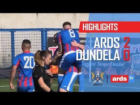 Ards Dundela Goals And Highlights