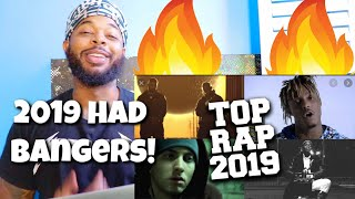 TOP 100 Most Popular Rap Songs of 2019 | Reaction