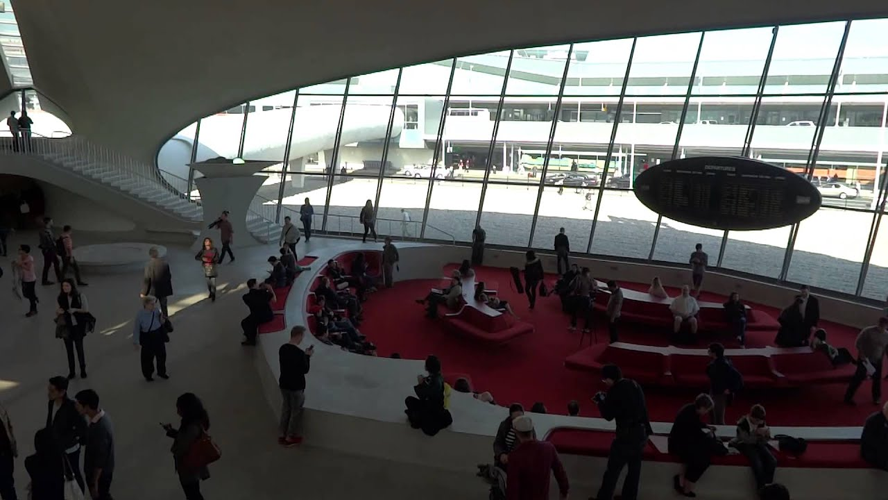 Image gallery old twa terminal jfk for Jfk airport hotel inside terminal