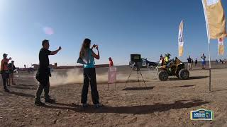 AFRIQIUA MERZOUGA RALLY 2018 - STAGE 1 - RACE & RESULT