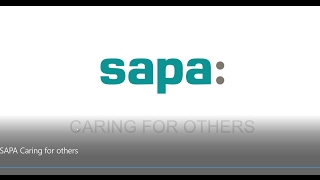 SAPA Caring for others