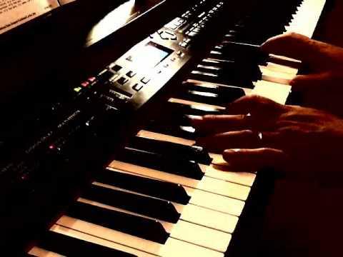Jean-Jacque Goldman - Là-bas ---- For Piano solo