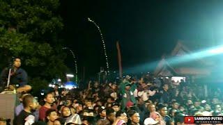 SAMBOYO PUTRO LARAS - Penonton Kompak Joget Lagu KALAH CEPET