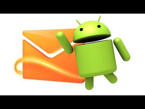 Configurar contas de email no Android