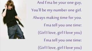 [3.00 MB] One Time - Justin Bieber Lyrics