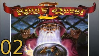 King's Quest III: To Heir Is Human - [02/04] - DOS English Walkthrough