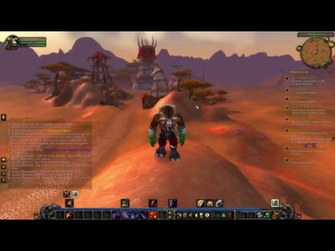 Vlogstream - Weapon Model Swap with WoD to WoTLK - Not a Tutorial by