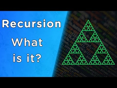 What Is Recursion - In Depth