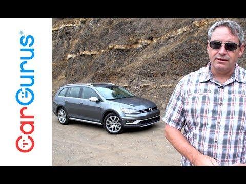 2017 Volkswagen Golf Alltrack | CarGurus Test Drive Review